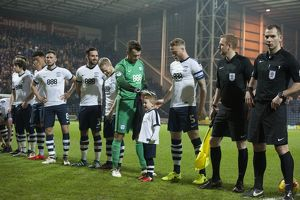 Preston North End v Birmingham City SkyBet Championship match at Deepdale