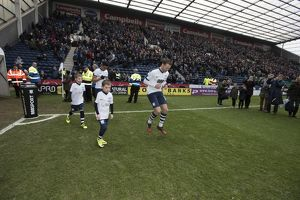 Preston North End v Brentford SkyBet Championship match at Deepdale