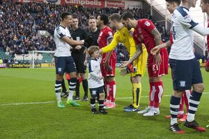 Preston North End v Bristol City SkyBet Championship match at Deepdale