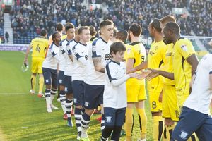 Preston North End v Burton Albion Skybet Championship match at Deepdale