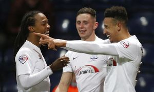 Preston North End v Charlton Athletic - Sky Bet Football League Championship