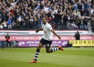 Preston North End v Chesterfield - Sky Bet Football League One Play-Off Semi Final