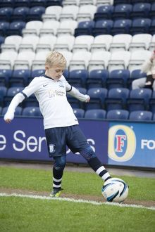 Preston North End v Ipswich Town SkyBet Championship match at Deepdale