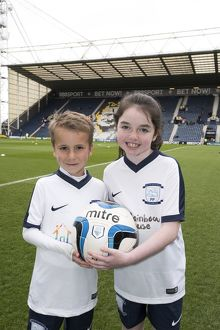 Preston North End v Norwich City SkyBet Championship match at Deepdale
