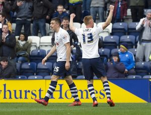 Preston North End v QPR ,Saturday 19th March 2016, SkyBet Championship