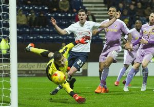 Preston North End v Reading, Saturday 12th December 2015, SkyBet Championship
