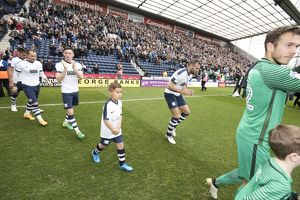 Preston North End v Rotherham Utd SkyBet Championship match at Deepdale