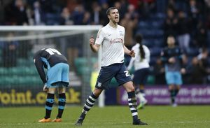 Preston North End v Sheffield Wednesday - Sky Bet Football League Championship