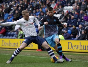 Preston North End v Sheffield Wednesday - Sky Bet Championship - Deepdale