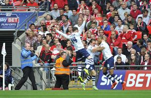 Preston North End v Swindon Town - Sky Bet Football League One Play-Off Final