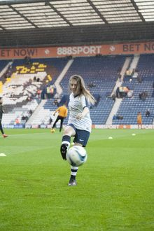 Preston North End v Wolverhampton Wanders Sky Bet Championship match at Deepdale
