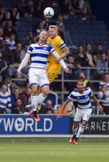 QPR v PNE, Saturday 20th August 2016
