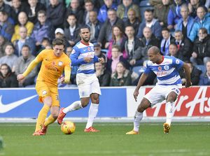 Queens Park Rangers v PNE, Saturday 7th November 2015, SkyBet Championship
