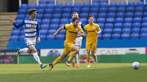 Reading v PNE, Saturday 7th April 2018