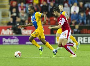 Rotherham United v PNE, Tuesday 18th August 2015, SkyBet Championship