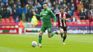 Sheffield United v PNE Alan Browne (2)