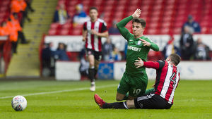 Sheffield United v PNE Josh Harrop (16)