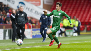Sheffield United v PNE Josh Harrop (5)