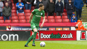 Sheffield United v PNE Paul Huntington
