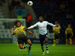 Soccer - Capital One Cup - Second Round - Preston North End v Watford - Deepdale