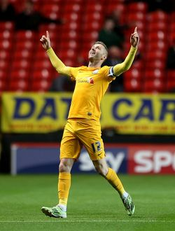 Soccer - Sky Bet Championship - Charlton Athletic v Preston North End - The Valley