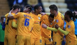 Soccer - Sky Bet League One - Notts County v Preston North End - Meadow Lane