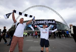 Soccer - Sky Bet League One - Play Off - Final - Preston North End v Swindon Town