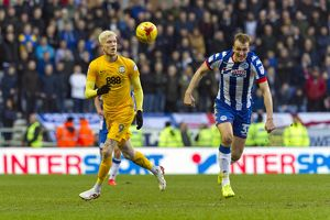 Wigan Athletic v PNE, Saturday 18th February 2017