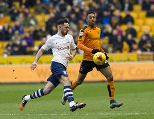 Wolves v PNE, Saturday 13th February 2016, SkyBet Championship